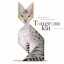 Tangramkat - Maranke Rinck & Martijn van der Linden - Lemniscaat