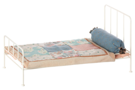 Maileg metalen Poppenbed, Metal bed, Medium