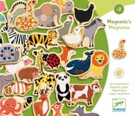 Djeco Houten Magneten Magnimo