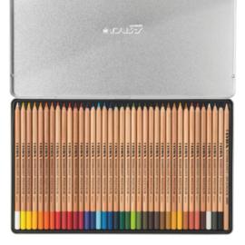 Lyra Rembrandt Polycolor kleurpotloden 36 stuks met splender + Gratis puntenslijper