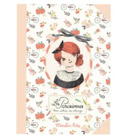 Moulin Roty Kleurboek Les Parisiennes