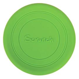 Scrunch Frisbee groen