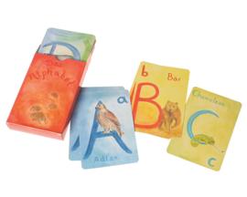 Grimm's Alfabet Kaarten, Duits
