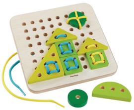 Plan Toys Rijgbord