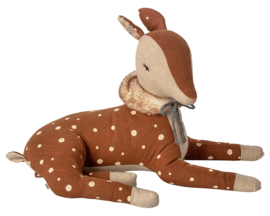 Maileg Knuffel Hertje, Cosy Bambi, Big, hoogte 29 cm