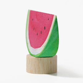 Grimm's Decoratiefiguur / Steker Watermeloen