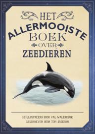 Het allermooiste boek over zeedieren - Tom Jackson