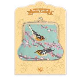 Djeco Portemonnee, Lovely Purses, Vogels