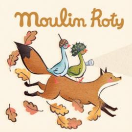 3 extra schijfjes voor Moulin Roty Verhaaltjeslamp, Le Voyage d'Olga