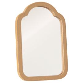 Maileg poppenhuis spiegel, Miniature mirror, 10cm