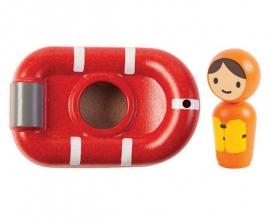 Plan Toys Reddingsboot