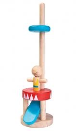 Plan Toys 'Jumping Acrobat'