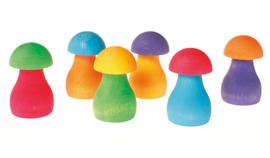 Grimm's paddenstoelen, 12-delig
