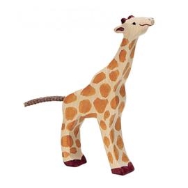 Holztiger Houten Giraffe klein