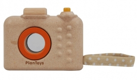 Plan Toys Houten Camera 'My First Camera'