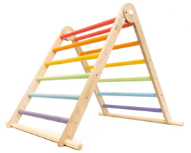 Triclimb - Klimdriehoek Pastel