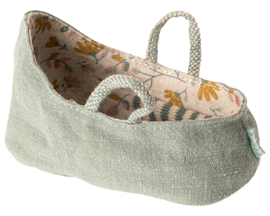 Maileg Reiswieg voor My Rabbit, Dusty green