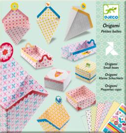 Djeco Origami Kleine Doosjes, 7+