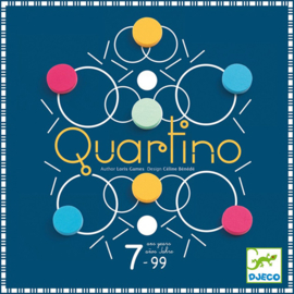 Djeco puzzel- en strategiespel Quartino, 7+