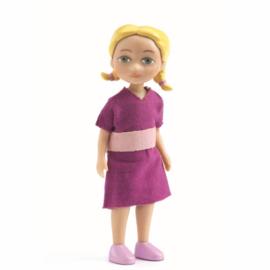 Djeco Poppenhuispop, Alice