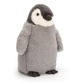 Jellycat Knuffel Pinguin, Percy Penguin, 24cm
