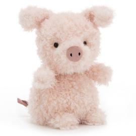 Jellycat Knuffel Big 18cm, Little Pig