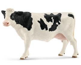 Schleich Zwartbont Koe - 13797