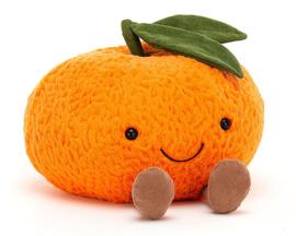 Jellycat Knuffel Mandarijn, Amuseable Clementine