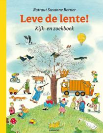 Kijk- en zoekboek: Leve de lente! - Lannoo