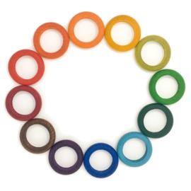 Grapat Ringen, 12 stuks