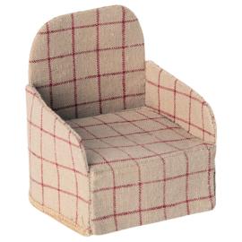 Maileg Stoel voor muizen, Mouse Chair