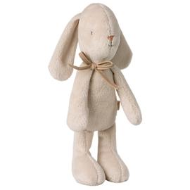 Maileg Knuffel Konijn, Soft bunny, Small Off White, 21 cm
