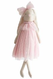 Alimrose Knuffel Konijn, Bea Bunny Pink, 70 cm