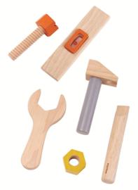 Plan Toys Gereedschapsriem, Tool Belt
