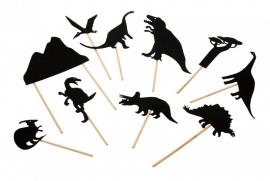 Moulin Roty Schaduwspel 'Dinosaurus'