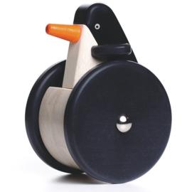 Bajo Grote houten wiebel pinguin