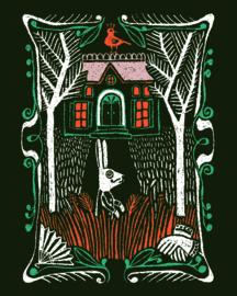 Alice in Wonderland & in Spiegelland - Lewis Carroll & Floor Rieder
