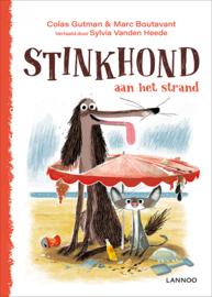 Stinkhond aan het strand - Colas Gutman en Marc Boutavant - Lannoo