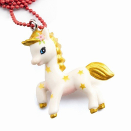 Djeco Ketting Lovely Charms Poney