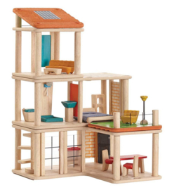 Plan Toys Poppenhuis, Creative Playhouse
