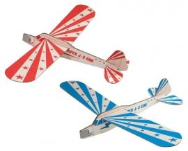 Vilac 2 houten Zweefvliegtuigjes