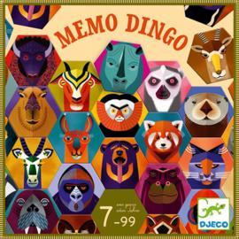 Djeco Dieren Memory 'Memo Dingo', 7+