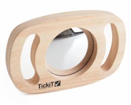 TickiT Handzame Spiegel, Hol/Bol Effect