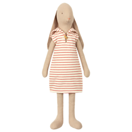 Maileg Bunny Size 4, Sailor dress, 53 cm