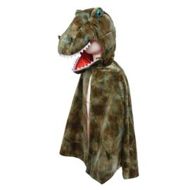 Dinosaurus Cape Grandasaurus T-Rex Cape met klauwen, 4-6 jaar