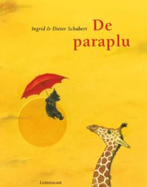 De paraplu - Ingrid en Dieter Schubert - Lemniscaat