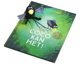 Coco kan het! - Loes Riphagen - met vingerpopje - Gottmer