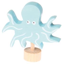 Grimm's Decoratiefiguur / Steker Octopus