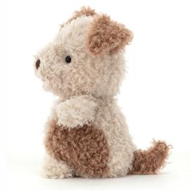 Jellycat Knuffel Puppy 18cm, Little Pup