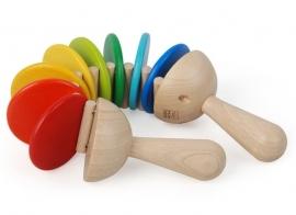 Plan Toys houten Klepperaar